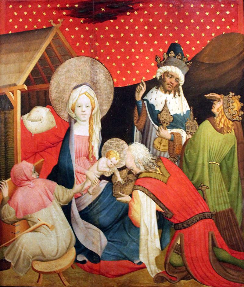 1426 Meister Francke Die Anbetung der Könige anagoria.JPG