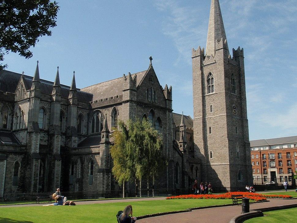 14 St. Patricks Cathedral, Dublin