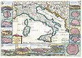 1706 de la Feuille Map of Italy - Geographicus - Italy-lafeuille-1706.jpg