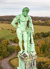 Hercules monument, Kassel