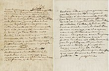 divorce letter from josphine to napoleon 1809