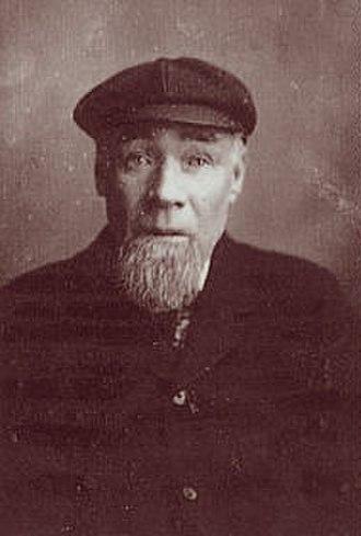 Bob Ferguson (golfer) - Image: 1880 82 Open Champion Bob Ferguson