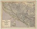 1885 - Special Karte von Bosnien, der Herzegowina, dem Fürstenthum Montenegro und und dem österreichischen Kronlande Dalmatien.jpg