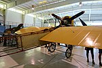 1909 Bleriot Type XI, AB II, NX3433 - Collings Foundation - Massachusetts - DSC06798.jpg