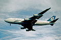190bh - Air New Zealand Boeing 747-400, ZK-SUJ@LHR,05.10.2002 - Flickr - Aero Icarus.jpg