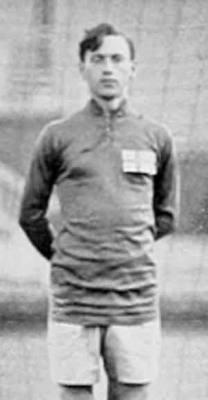 Ivar Svensson - Ivar Svensson at the 1912 Olympics