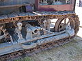 1931 red Caterpillar Sixty tracks.JPG