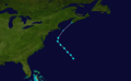 1937 Atlantic tropical storm 5 track.png