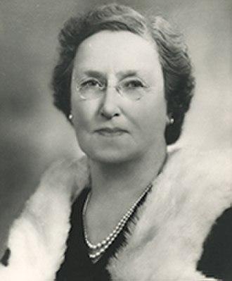 MLC School - Miss Mabel Sutton, 1940