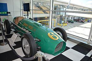 1950 Indianapolis 500 - 1950 Cummins Diesel