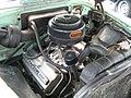 1954 DeSoto green sedan engine.jpg