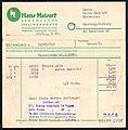1955-03-10 Falt-Postkarte Rechnungsvordruck Hans Meisert Samenzucht Hannover an Erich Gerloff Gartenbau Hamburg-Harburg 02.jpg