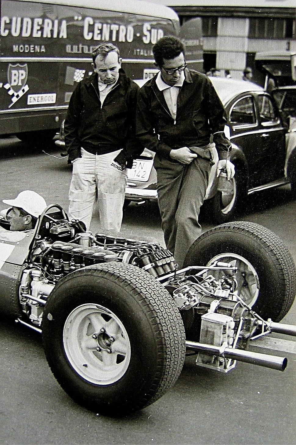 1965-07-30 Surtees u. Forghieri