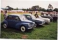 1967-8 Renault Caravelle Convertible, 1960 Renault 4CV & 1966 Renault Dauphine Gordini (16395555808).jpg