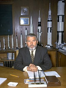 Wernher von Braun - Wikipedia, the free encyclopedia