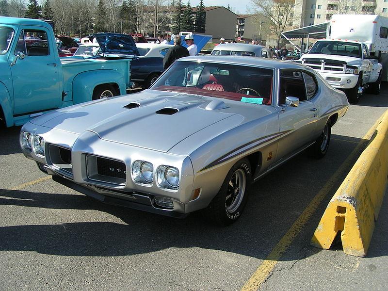 File:1970 Pontiac GTO (3101071527).jpg
