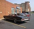 1972 Ford LTD convertible Harrisonburg VA August 2012.jpg