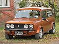 1972 Leyland Mini Clubman 1.1 Van (7325990718).jpg