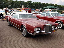 Lincoln Continental Mark IV - Wikipedia