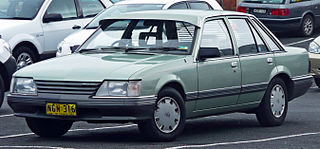 Holden Commodore (VK) Motor vehicle