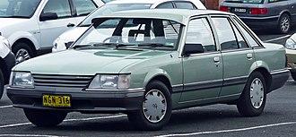 Holden Commodore (VK) - Commodore SL sedan