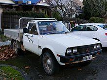 Mitsubishi l200 ute
