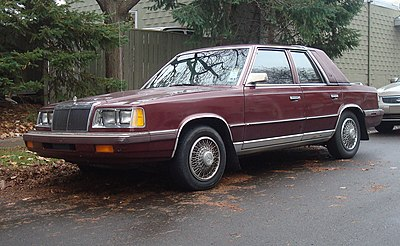 Chrysler Lebaron Wikiwand