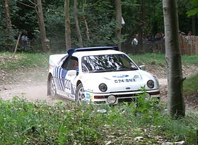 Image illustrative de l'article Ford RS200