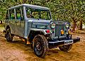 1988 Mahindra CJ 640 DP 4WD.jpg