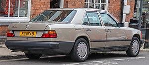 Mercedes-Benz W124 - Wikiwand