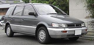Mitsubishi Chariot Motor vehicle