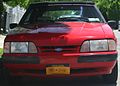 1991 Ford Mustang LX Convertible front.JPG