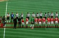 1999 FA Cup Final teams line up (cropped).jpg