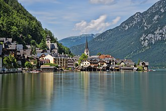 Hallstatt - View from south