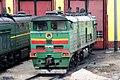 2ТЭ10М-0368, Russia, Tatarstan, Yudino depot (Trainpix 78227).jpg
