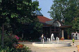 The Kurhaus, Bad Wörishofen