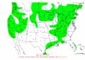 2002-12-22 24-hr Precipitation Map NOAA.png