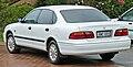 2002 Toyota Avalon (MCX10R Mark II) Sorrento sedan (2010-07-05).jpg