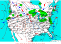 2003-02-01 Surface Weather Map NOAA.png