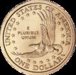 Rückseite Dollar