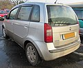 2004 Fiat Idea Eleganza 1.4 Rear.jpg