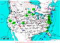 2005-05-01 Surface Weather Map NOAA.png