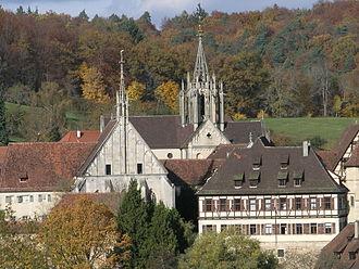 Bebenhausen Abbey - Image: 2005 10 26 K Loster B