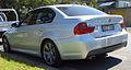 2005-2008 BMW 320i (E90) sedan 04.jpg