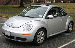 2006–2007 Volkswagen New Beetle coupe (US)
