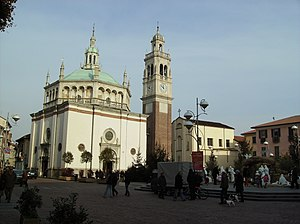 Busto Arsizio - Shrine of Santa Maria di Piazza
