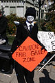 2008 03 15 Anonymous v Co$ Caution Fair Game Zone.jpg