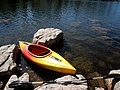 2009-365-116 Kayaking Willow Springs Lake (3479321302).jpg