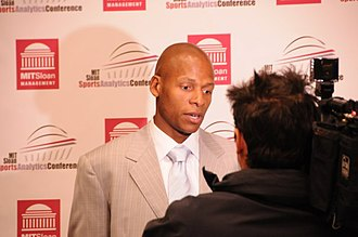 MIT Sloan School of Management - Ray Allen of the Boston Celtics at the MIT Sloan Sports Analytics Conference