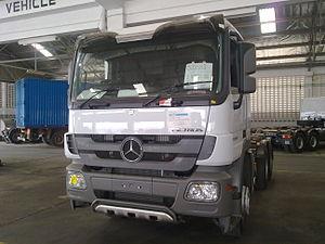Mercedes-Benz Actros - 2010 Mercedes-Benz Actros 3340